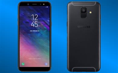 Samsung Galaxy A6 in A6+
