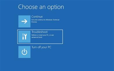 Prihaja »Cloud download«
