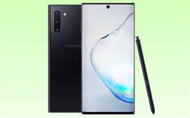 Galaxy Note10 -  strast do življenja