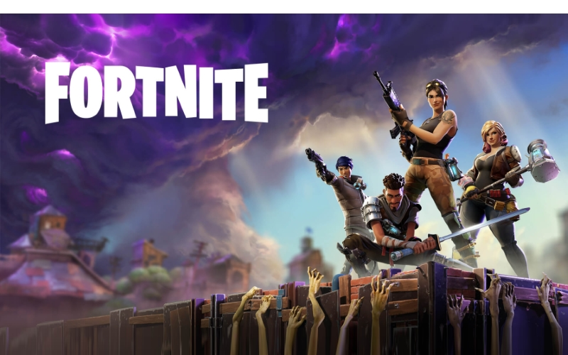 Fortnite ne bo v Trgovini Play