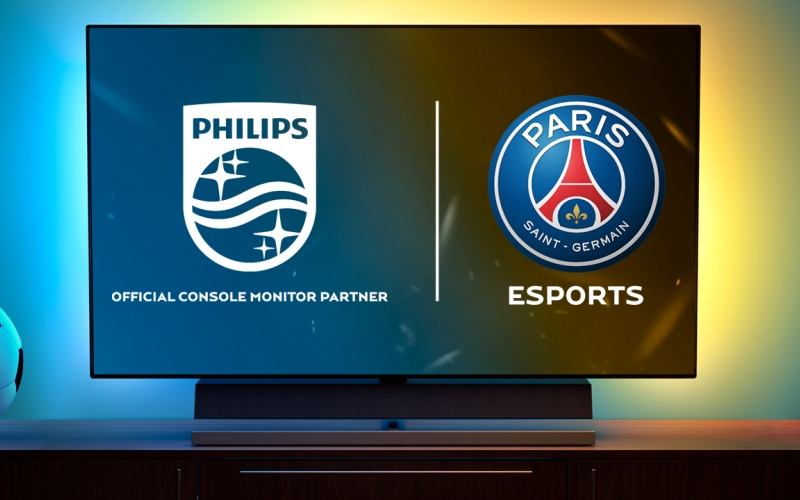 PSG Esports in Philips